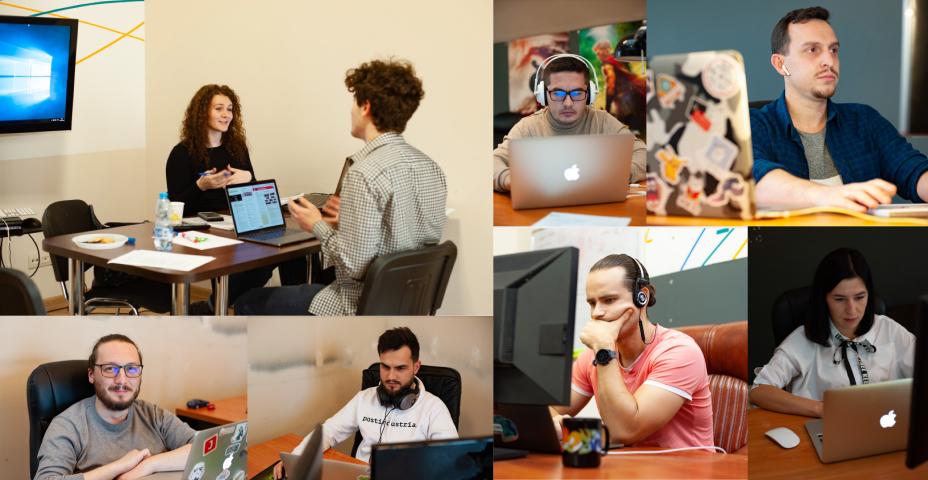 Postindustria team - photo