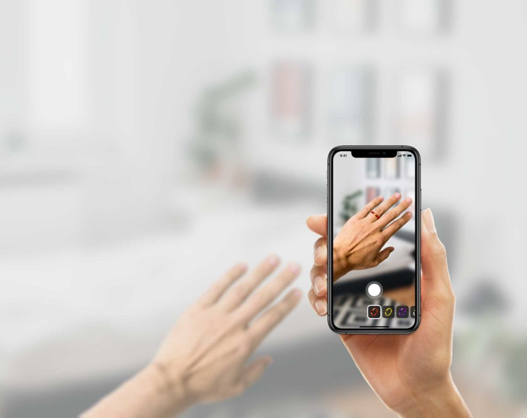 Transform your retail experience with Augmented Reality