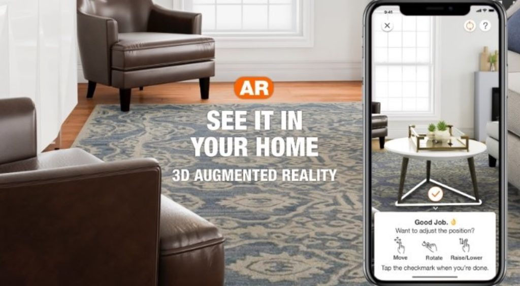 Top 10 AR Furniture Shopping Apps that Change the Future of Business - photo 6