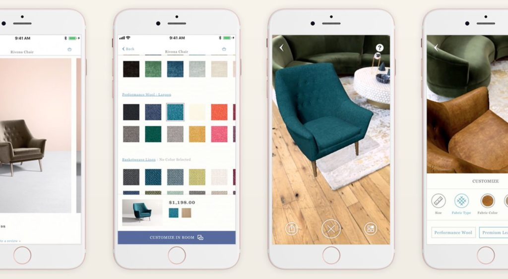 Top 10 AR Furniture Shopping Apps that Change the Future of Business - photo 8