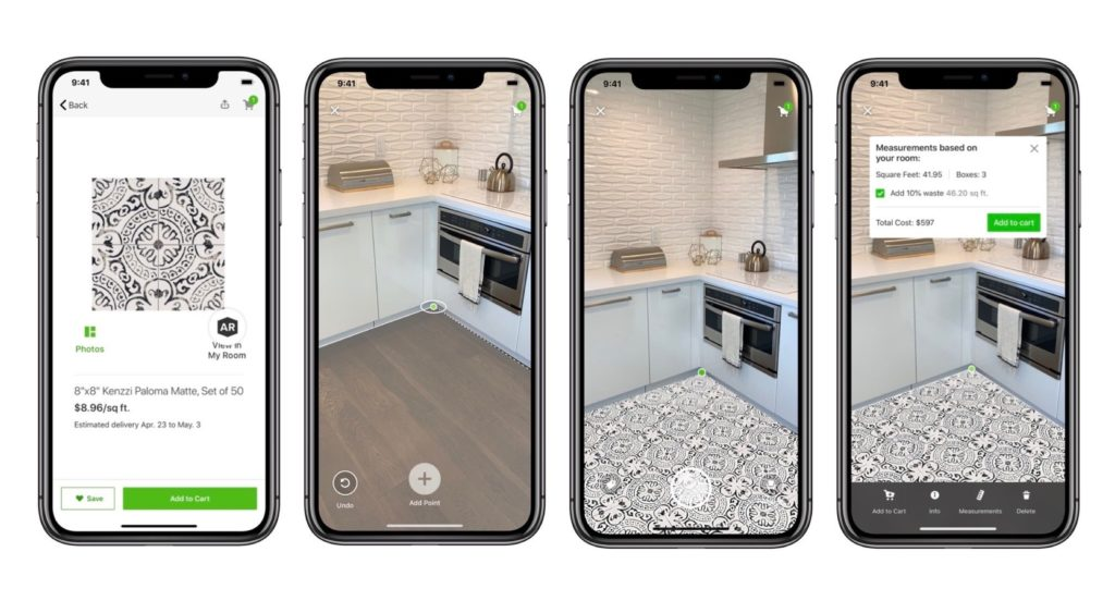 How AR Fills Your Room with Virtual Furniture and Decor: Top Home Furniture Placement Apps - photo 4