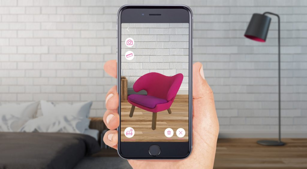 How AR Fills Your Room with Virtual Furniture and Decor: Top Home Furniture Placement Apps - photo 5