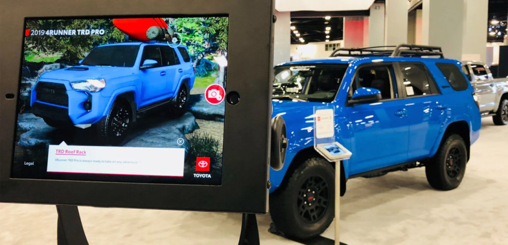 Unlocking Potential of AR Solutions for Trade Shows - photo 2