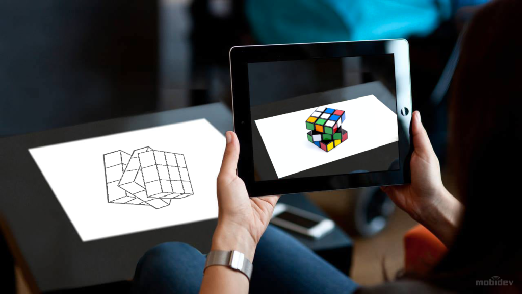 Positional Tracking: A Look At One Of the Biggest Augmented Reality Challenges - photo 1